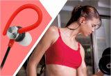 Fone de ouvido sem fio estereofónico do auscultadores dos auriculares de Bluetooth V4.1 do esporte universal