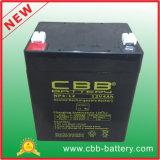 Большинств популярная батарея UPS 12V4ah для солнечного мотоцикла аккумулятора системы 12V4ah свинцовокислотного