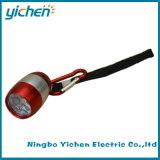 6 LED-Ei-Taschenlampe