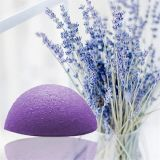 Helping ball Shape Konjac Sponge with 9 Colors
