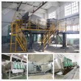 Máquina de desecación Tech-402 del Techase-Mejor lodo industrial municipal de Wwtp