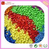 Цвет Masterbatch с материалом девственницы пластичным