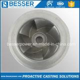 Besserpower OEMサービス使用できるステンレス鋼の鋳造弁の自動車インペラー