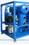 Macchina di depurazione di olio del trasformatore per la centrale elettrica