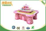 유치원을%s 교육 장난감 성곽 모래 테이블 아이들 장난감