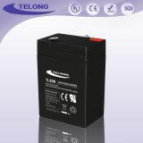 Batería recargable de la luz Emergency de la batería 6V3ah LED de Telong