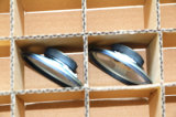 RoHSの66mm 4-16ohm 0.5-2.5Wマイラーのスピーカー