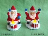 Het Ornament van de Ambacht van de Houder van de Kaars van Kerstmis
