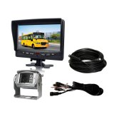"Kit Motorhome Sistema de vista trasera con 7 ""LCD Monitor y cámara CCD"