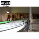 Hairise Latte-bewegliche Behälter-Schlaufen-Ladeplatten-Ketten-industrielle Nahrungsmittelförderanlage
