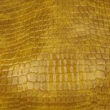 صنع وفقا لطلب الزّبون لون تمساح [رإكسين] [بو] [بفك] جلد لأنّ حقيبة يد حذاء وحقيبة