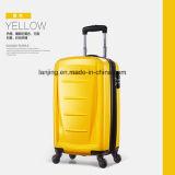 De diseño de moda ABS + PC del equipaje del recorrido de la carretilla del equipaje del bolso / equipaje Extended