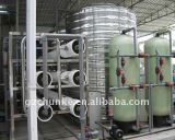 Macchina salata di trattamento delle acque dal sistema di osmosi d'inversione