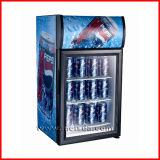 Étalage de refroidisseur d'étalage de boisson de RoHS ETL de la CE, réfrigérateur de boisson
