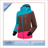 Femmes Outdoor Active Wear Randonnée Camping Ski Jacket