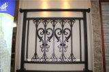 Balustrade en acier galvanisée décorative de haute qualité 28 de balcon d'alliage de Haohan Alluminum