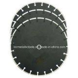 De droge Knipsel Gesegmenteerde Zaag van het Blad van de Diamant Cirkel voor Beton