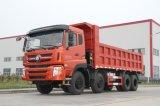 Sinotruk Cdw 8X4の構築のための重いダンプトラックのダンプカートラック