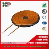 Qi que recibe la bobina para la bobina de carga sin hilos de Rx35/Rx38/Rx48 Custimized