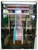 LDPE-Jungfrau Recloseable Plastikreißverschluss-Verschluss-Beutel mit Drucken