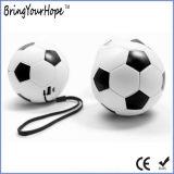 Цветастый крен силы формы футбола (XH-PB-223)