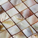 Строительный материал мозаики раковины ювелирных изделий способа