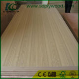 Teak/Oak Veneer Faced Fancy Plywood for Furniture