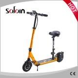 1つのシート(SZE250S-3)が付いている2つの車輪のFoldableバランスの電気スクーター