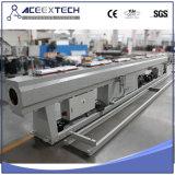 máquina plástica de la protuberancia del tubo del PVC de 50-160m m