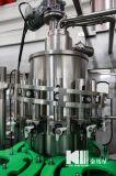 Le basilic automatique injecte la ligne remplissante du jus 4in1