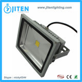 Luz de inundação do diodo emissor de luz do poder superior 30W do estádio profissional/projector leves ao ar livre