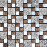 중국 건축재료 예술 유리제 모자이크/Mosaico (VMW3205)