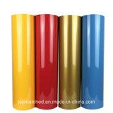 Venda por atacado de néon nova da película da transferência térmica do PVC da qualidade excelente a mais atrasada