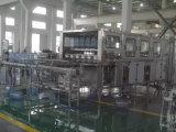 производственная линия машины упаковки воды бочонка 19L 20L заполняя