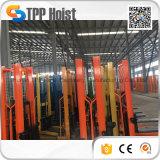 OEM изготовление грузоподъемника Cty1000 паллета Lifter 1 тонны гидровлическое ручное высокое