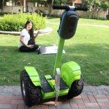 auto 300cc che equilibra un motorino elettrico delle 2 rotelle per il Disabled