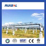 Sistema del montaggio di comitato solare
