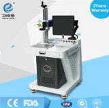 20W China Factory Fibre Laser Machine de marquage Ss Profonde Metal Aluminium PP Plastique Ce FDA