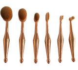 Cepillo patentado diseño del maquillaje de la herramienta 5PCS/10PCS de los cosméticos de Shap de la belleza de los pescados
