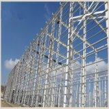 Светлые Prefab стальные здания мастерской силы для сбывания