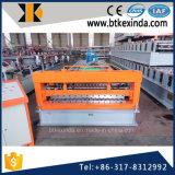 Maquinaria do material de construção da telha de telhadura da placa de Kxd 988 Corrguated