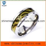 Shineme 보석 반지 형식 색깔 쉘 스테인리스 반지 (SSR2791)