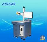 Machine d'inscription de laser de fibre pour l'inscription en plastique