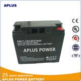 Ningunas baterías recargables de plomo 12V 17ah del mantenimiento para la UPS