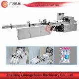 Machine à emballer à quatre rang de la cuvette en plastique multifonctionnelle l'automatique de cuvette de papier