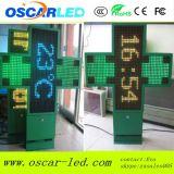Cabina cruzada al aire libre de la farmacia Cross/LED del LED