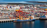 عمليّة شحن منخفضة & خدمة [دوور-تو-دوور] إلى [أسنيا] جزيرة أحد موقف إمداد