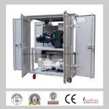 Bewegliches Vakuumpumpe-und Wurzel-Förderpumpe-Gerät für das bildende Leistungstranformator-Vakuum, Vakuumpumpe-Maschine (ZJ Serien)