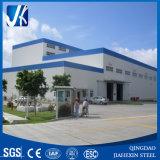 가벼운 강철 건축 Prefabricated 창고 건물