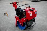 디젤 또는 가솔린 엔진 건축기계는 도로 롤러 가격의 뒤에 도보를 이용했다